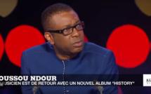 Youssou Ndour à France 24 : « À 13 ans, j'avais cette envie de mélanger passé et avenir »