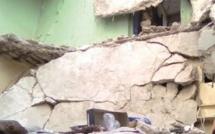 Pikine-Gazelle : L'effondrement d'un immeuble fait un mort