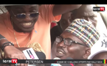 Vidéo: La grosse bousculade sur les 10 millions offerts par Wally à Petersen