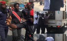 Urgent : Karim xrum xaax du mouvement ''nittu Deugg'' et Simon de « Y'En A Marre » arrêtés
