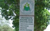 Un blessé par balle à l'université Assane Seck