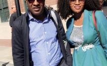 Graduation de son fils aux USA- Le célèbre Mathiam pose tout heureux avec sa famille