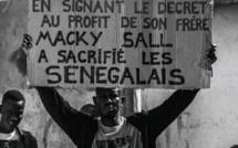 """"""" Le mouvement Foxaati Suñu PÉTROGAZ  se joint à la manifestation, ce vendredi 21 juin 2019"""""""