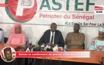 Revivez la conf de presse d'Ousmane Sonko