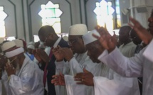 Les images exclusives de la prière du Vendredi du Pr Macky Sall à Abidjan