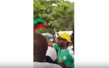 Content de cette qualification historique des Lions, You, le Roi du Mbalax jubile!