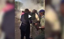 La limousine présidentielle de Macky Sall : Ce qui s'est passé à côté du marché de Nguéniène