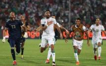 CAN 2019 : Ouverture du score improbable pour l'Algérie contre le Sénégal