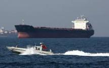 Un pétrolier britannique retenu en Iran après avoir été arraisonné dans le détroit d'Ormuz