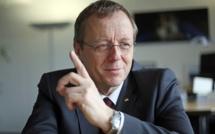 """""""L'Homme ira sur Mars"""" assure le directeur de l'Agence spatiale européenne, Johann-Dietrich Wörner"""