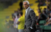 Football : Vahid Halilhodžić nommé à la tête de la sélection marocaine