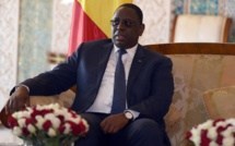 Le Pr Macky Sall  rend hommage à  feu Jacques Diouf