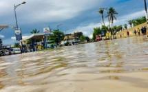 VIDÉO / Pluie torrentielle : Ouest Foire patauge