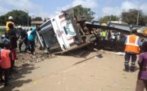 Accident mortel à hauteur de Thiadiaye- 5 femmes rendent l'âme sur le coup !