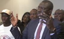 """Moïse Sarr: """"L'Etat du Sénégal prend en charge les frais de rapatriement au Sénégal de feu Mohamed Thiam """""""
