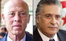Présidentielle tunisienne : Kais Saïed et Nabil Karoui s'affronteront bien au second tour