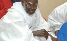 Le khalife général des mourides à Dakar