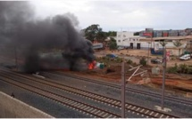 Dalifort : le Pipeline de la SAR prend feu