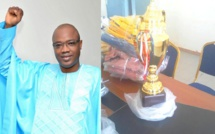 Le Maire de Ogo, Amadou Kane Diallo équipe toutes les Asc de sa Commune