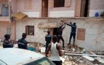 Médina- 1 mort et 3 blessés graves (dont une femme enceinte jusqu'aux dents) après la chute d'un balcon