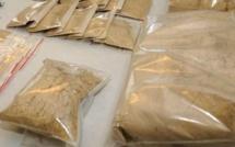 SAISIE RECORD DE DROGUE : La DIC intercepte plus d'une demi-tonne