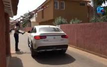 """Arrivée des """"Lions"""" à l'hôtel Lamantin Beach : Cheikhou Kouyaté, Racine Coly, Loum Ndiaye et Cie ont rallié la tanière..."""