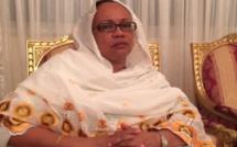 """Fatime Raymonne, femme d' Habré: """"Depuis plus de 4 ans, aucun médecin de l'administration pénitentiaire ne s'est préoccupé de l'état de santé de mon mari ni ne lui a rendu visite"""""""