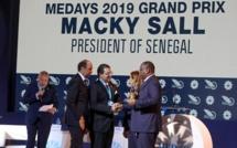 Récompense : le président Macky Sall a reçu le prix MEDays 2019 au Maroc