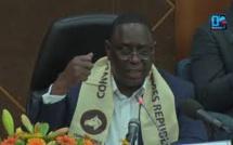 Macky Sall sur l'endettement du Sénégal : « Oui nous nous sommes endettés pour accélérer la construction de notre développement »