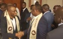 Le ministre Amadou Hott intervenant au panel de haut niveau des cadres APR
