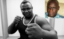 """Le lutteur """"Bombardier"""" endeuillé...Son frère et manager Pape Dia, alité, finalement décédé"""