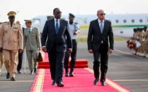 Les raisons du séjour à Dakar du Président Mauritanien Mouhamed Ould Cheikh El Ghazouani