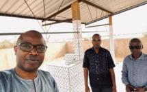 Chantiers Ogo: Le Maire Amadou Kane Diallo en mode « Fast-track »