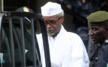 Les avocats de Habré face à la presse ce lundi