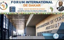 Paix Et Sécurité En Afrique : Macky Presque Seul À Son Forum International