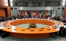 Tapis rouge à Berlin pour douze chef d'État africains