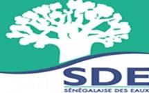 RETOMBEES DU SECTEUR DE L'EAU AU SENEGAL - La SDE, char de combat des chercheurs de profit du français ERANOVE
