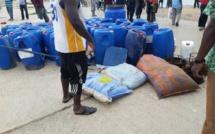 Grugés par leur passeur : 30 migrants débarquent à Soumbédioune