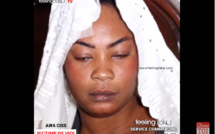 VIDEO: Victime d'une agression sex*elle, Awa Cissé en larmes raconte sa mésaventure