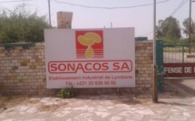 La Sonacos licencie 1050 employés