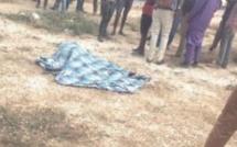 Horreur à Tankoto Escale: le corps d'une femme retrouvé, la tête coupée et emportée