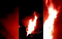 Mbour : un incendie dans une station service fait un mort