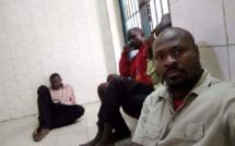 Urgent - Guy Marius Sagna maintenu en prison, Fallou Galass et Ousmane Sarr libres !