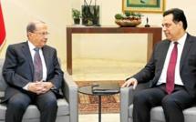 Au Liban, le gouvernement du Premier ministre Hassan Diab dévoilé