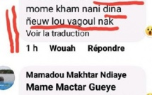 Menacé par l'actrice Kalista sur Facebook: Mame Makhtar Gueye va saisir la justice
