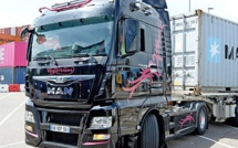 Les transporteurs sénégalais et maliens en grève