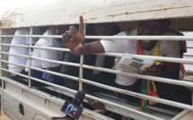 Après une brève arrestation, les membres de Nio Lank libérés...