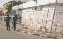 """Banjul """"déconnecté """"du monde- Impossible d'entrer ou de sortir de la capitale Gambienne"""