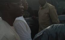 Inhumation du jeune américain Mouhamed Cissé : Augustin Tine et Mor Ngom à Médina Baye.