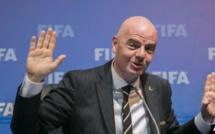 UN ANCIEN PRÉSIDENT ARGENTIN NOMMÉ À LA TÊTE DE LA FONDATION FIFA